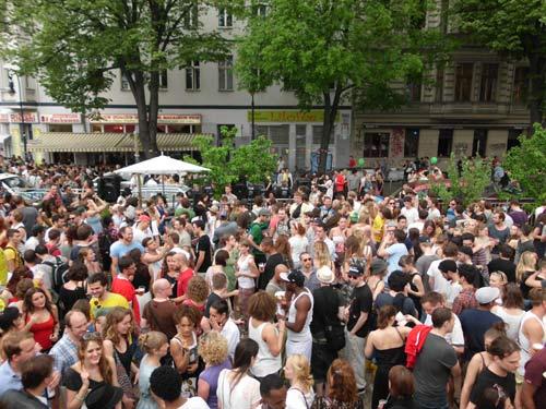 Kreuzberg Party